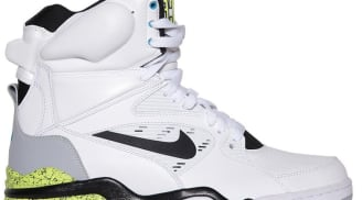 Nike Air Command Force White/Wolf Grey-Volt-Black