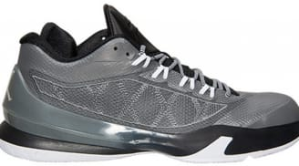 Jordan CP3.VIII Cool Grey/Black-White