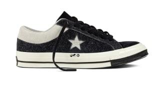 "CLOT x Converse One Star ""Black/White"""