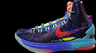 Nike KD 5 Premium What The