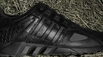 Pusha T x adidas Originals EQT Running Guidance '93 Black Market