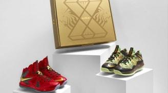 Nike LeBron X Celebration Pack