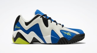 Dime x Reebok Kamikaze 2 Low Collegiate Royal/Chalk/Black