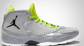 Air Jordan 2012 Wolf Grey/Volt