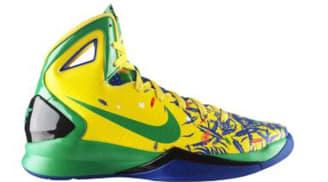 Nike Hyperdunk 2010 Brazil