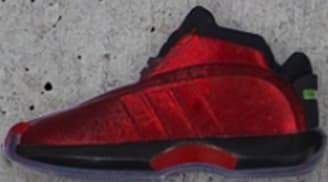 adidas Crazy 1 Red/White-Aluminum-Black