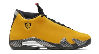 "Air Jordan 14 Retro ""Yellow Ferrari"""