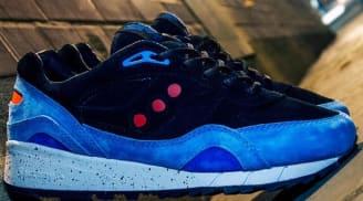 Saucony Shadow 6000 Black/Blue