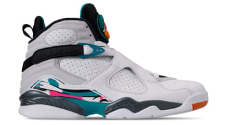 "Air Jordan 8 Retro ""South Beach"""