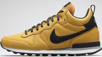 Nike Internationalist Mid Bronze/Black