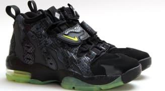Nike Air DT Max '96 Premium Black/Black-Black-Volt