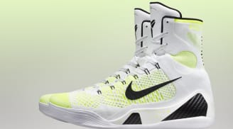 Nike Kobe 9 Elite NRG Black/Volt-White