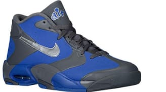 Nike Air Up '14 Dark Grey/Metallic Silver-Game Royal