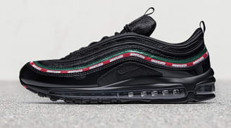 "UNDFTD x Nike Air Max 97 ""Black"""