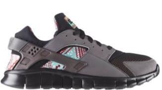 Nike Huarache Free Run 2012 BHM Black History Month