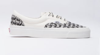 "Fear Of God x Vans Era 95 ""White"""