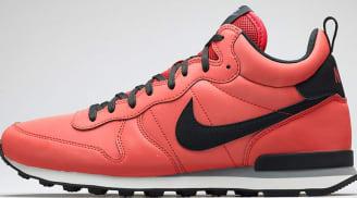 Nike Internationalist Mid Red Clay/Black