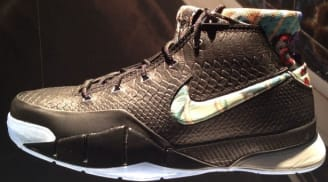 sports shoes 06a13 bb6b8 Nike Zoom Kobe I Prelude Black Multi-Color-Wolf Grey