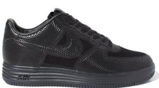 Nike Lunar Force 1 Low Fuse NRG Black/Black-Anthracite