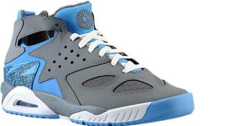 Nike Air Tech Challenge Huarache Cool Grey/University Blue-White