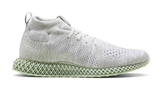 Adidas Consortium Runner Mid 4D White/White