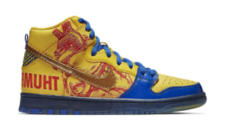 "Nike SB Dunk High ""Doernbecher"""