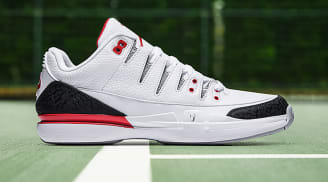 "Nike Zoom Vapor AJ3 ""Fire Red"""