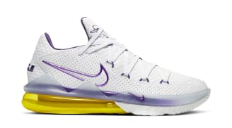 "Nike LeBron 17 Low ""Lakers Home"""