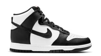 "Nike Dunk High Women's ""Black and White"""