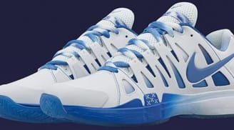 buy popular 8bd86 6e504 Nike Zoom Vapor 9 Tour Women's White/Blue Crystal