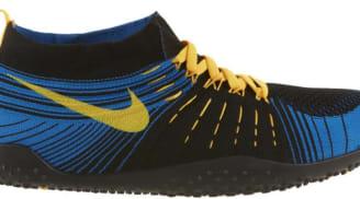 Nike Free Hyperfeel Trainer Black/White-Military Blue-Laser Orange