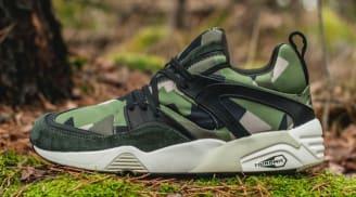 Puma Blaze of Glory x Sneakersnstuff 'Swedish Camo Pack'