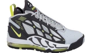 huge selection of 8a1e8 21802 Nike Air Max Pillar Neutral Grey Dark Charcoal-Black-Volt