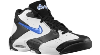 Nike Air Up '14 Black/Game Royal-White