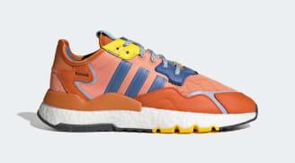 Ninja x Adidas Nite Jogger Amber Tint/Orange/Trace Royal