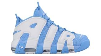 Nike Air More Uptempo University Blue/White