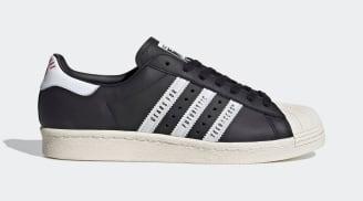 Human Made x Adidas Superstar Core Black/Cloud White/Off White (Black)