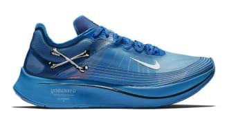 Undercover Gyakusou x Nike Zoom Fly SP Blue Nebula/Sail-Black-University Red