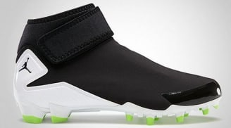 Jordan Trunner Dominate Pro TD Black/White-Electric Green