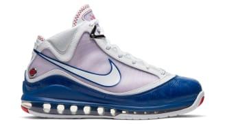 "Nike LeBron 7 ""Baseball Blue"""
