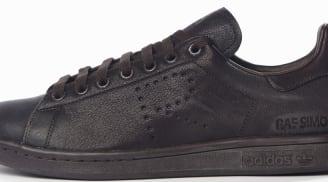 adidas Raf Simons Stan Smith Dark Brown/Dark Brown