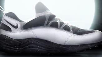 Nike Air Huarache Light Black/White