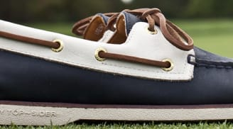 Sperry A/O Gold Cup Navy/Creme