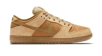 "Nike SB Dunk Low ""Wheat"""