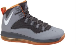 Nike Air Max Darwin 360 Stealth/White-Dark Grey-Total Orange