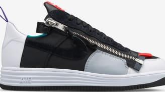 Acronym x Nike Lunar Force 1 Black/Turbo Green-Court Purple