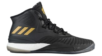 Adidas D Rose 8 Black/Gold-White