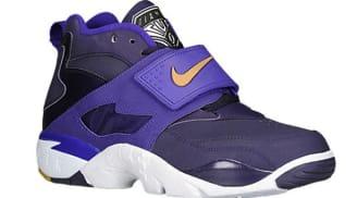 Nike Air Diamond Turf Purple Dynasty/Metallic Gold-Electro Purple