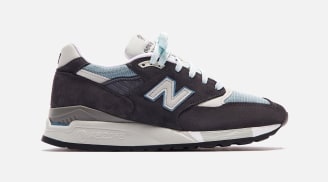 "Kith x New Balance 998CL ""Steel Blue"""