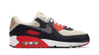Denham x Nike Air Max 90 Denim/Infrared/Ecru/Medium Denim